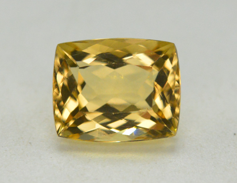 2.85 CT  Natural Heliodor Yellow Beryl Loose Gemstone