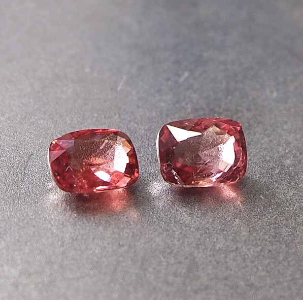 1.65ct padparadscha spinel