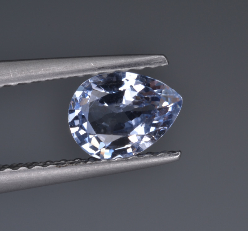 Natural Sapphire 0.82 Cts  Top Luster from Sri Lanka