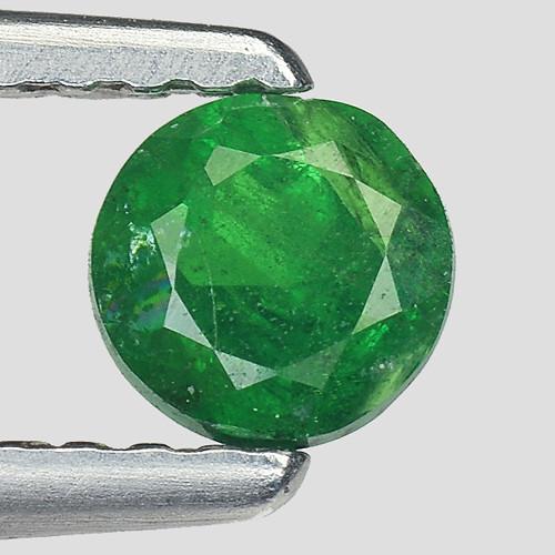 0.47 Ct Tsavorite Garnet Sparkling Luster Gemstone TS29