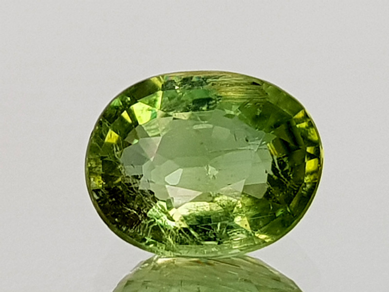 1.36Crt Tourmaline  Natural Gemstones JIST06