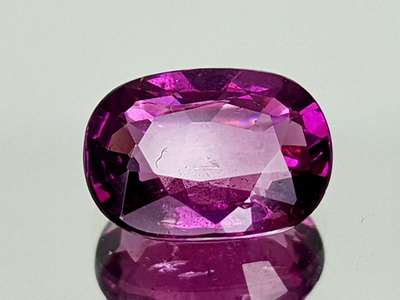 1.96Crt Grape Garnet Natural Gemstones JIST06