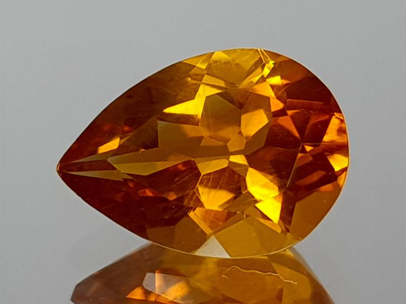 1.61Crt Madeira Citine  Natural Gemstones JIST06