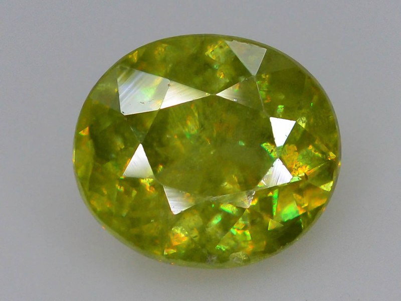 Rare AAA Fire 1.15 ct Sphene