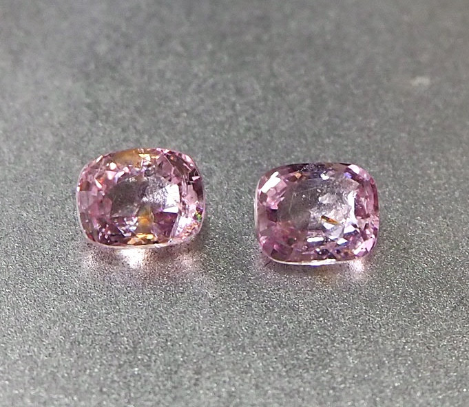 1.99ct natural pink spinel