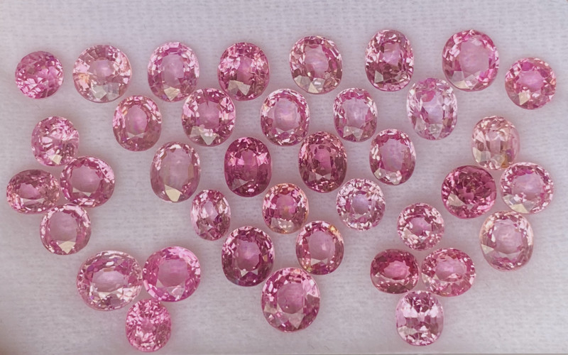20.46 ct Pink Spinel 100% Natural with fine cutting Jewellery size Gemstone