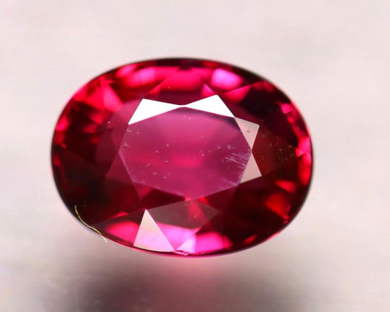 Rhodolite 2.00Ct Natural Purplish Red Rhodolite Garnet D1506/A5