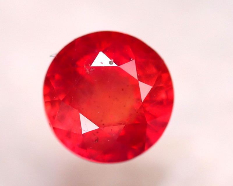 Ruby 2.10Ct Madagascar Blood Red Ruby D1507/A20
