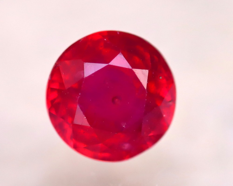 Ruby 2.00Ct Madagascar Blood Red Ruby D1508/A20