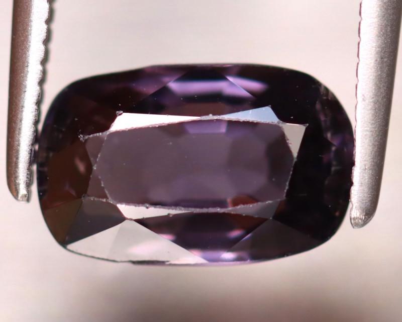 Spinel 2.42Ct Mogok Spinel Natural Burmese Purple Spinel EF1611/A12