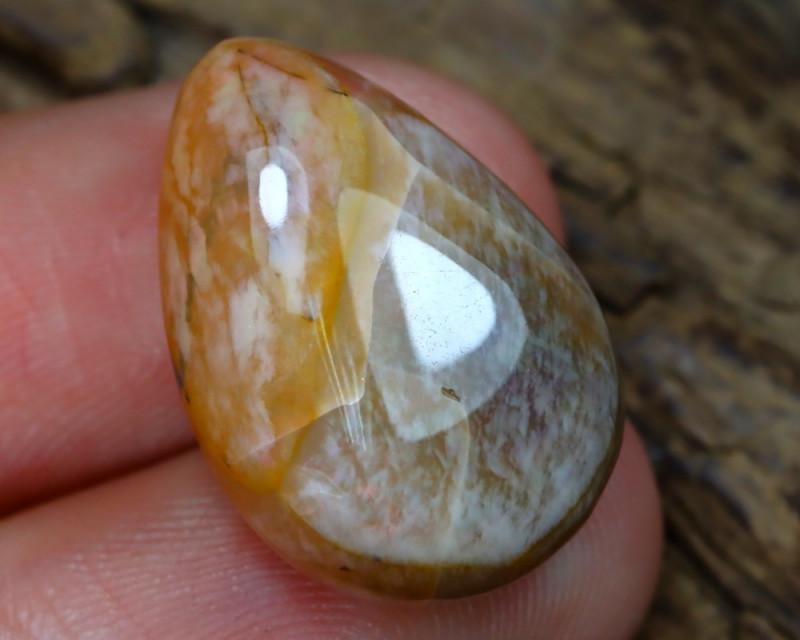Crystal Opal 11.47Ct Natural Ethiopian Welo Crystal Opal Specimen C1411