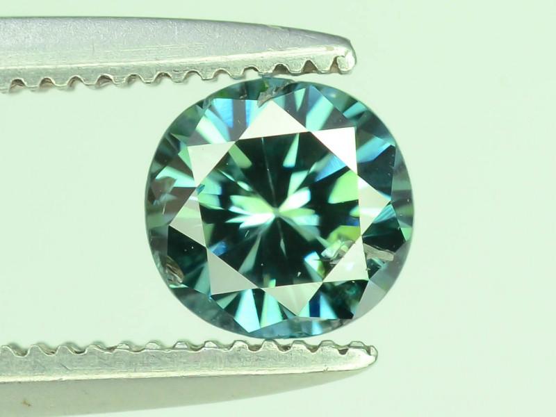 Electric Blue 0.45 ct Diamond