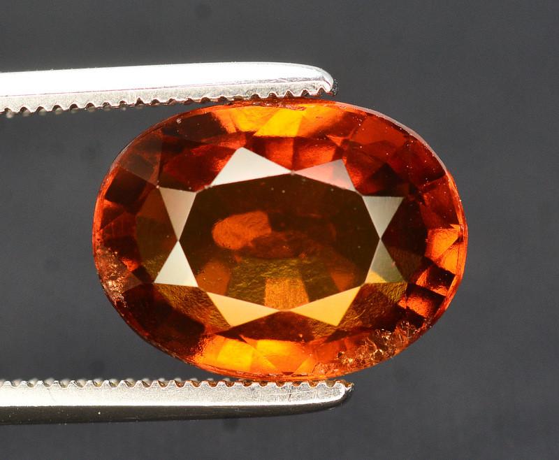 Natural 5.10 Ct Fancy Shape Hessonite Garnet Gemstone