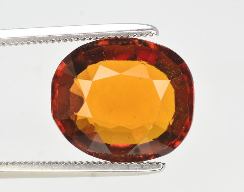 Natural 5.40 Ct Fancy Shape Hessonite Garnet Gemstone SKU 2