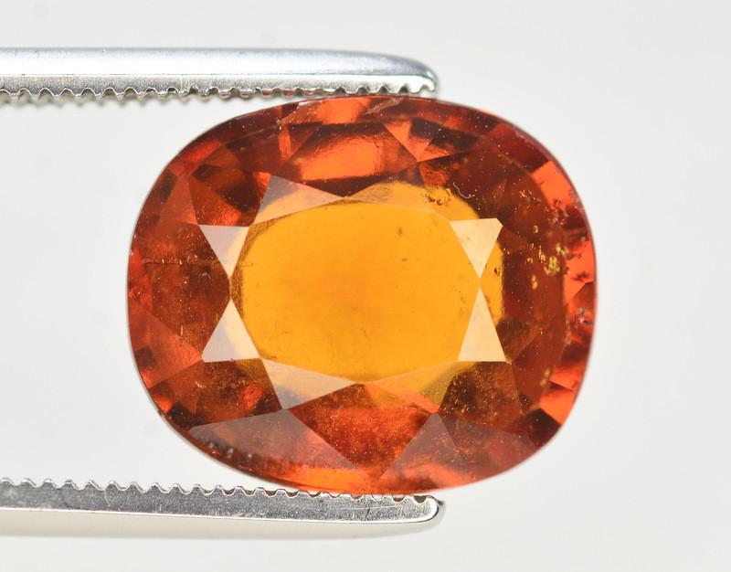 Natural 5.30 Ct Fancy Shape Hessonite Garnet Gemstone