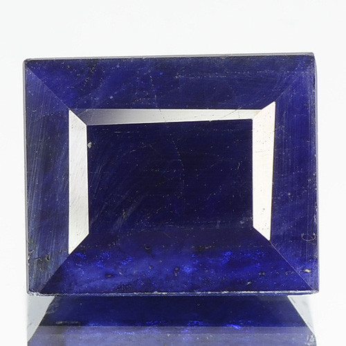 2.76 Cts Amazing Rare Fancy Royal Blue Sapphire Gemstone
