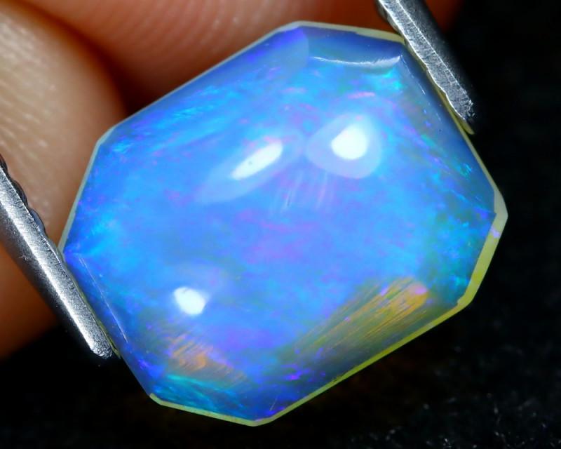 2.01Ct Australian Lightning Ridge Crystal Opal C1508