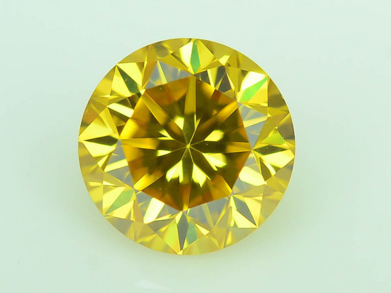 Top Quality 0.30 ct Yellow Diamond
