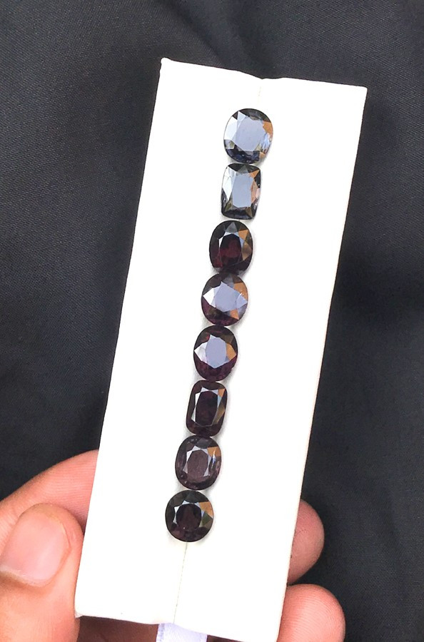 20.80 Carats Natural Spinel Gemstones Lot