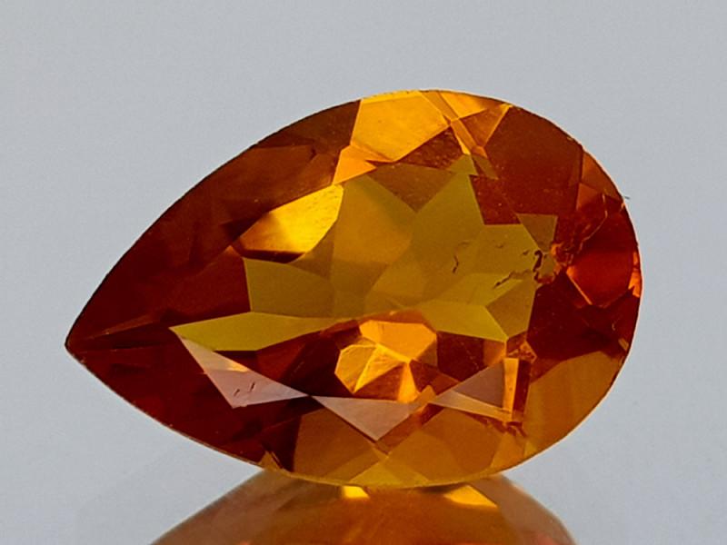 1.63Crt Madeira Citine Natural Gemstones JI09