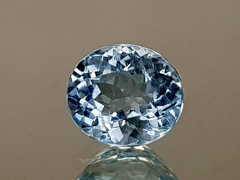 0.63Crt Aquamarine Natural Gemstones JI09