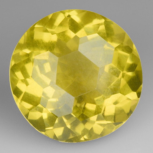 12.19 Crt Madeira Citrine Brilliant Color & Cut ~ CT17