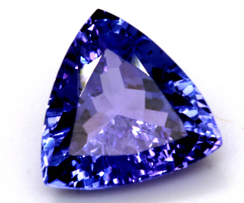VVS1TANZANITE FACETED  2.25  CTS TBM-357
