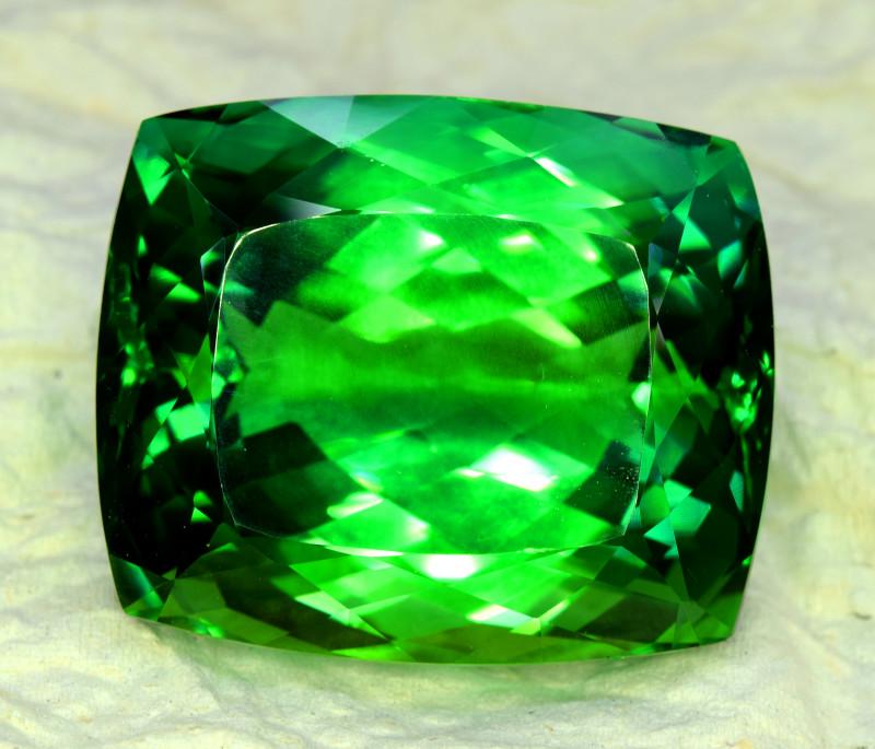 335 Carats Amazing Green Spodumene Gemstone
