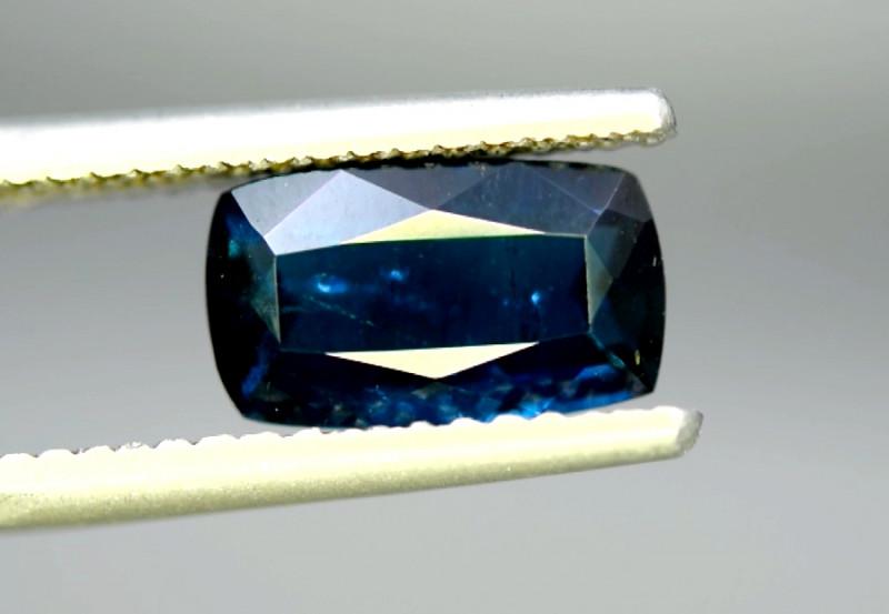 2.40 CT Top Grade  Indicolite Color Natural Tourmaline Gemstone