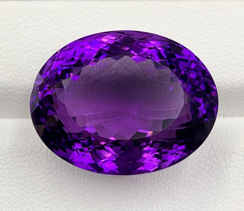 40.74 Ct Amethyst Gemstone