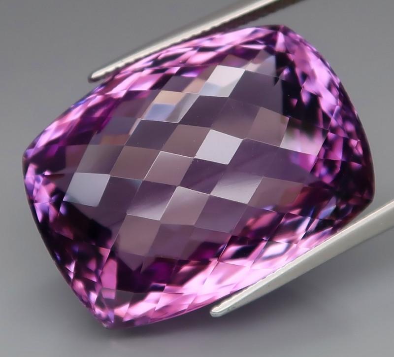 48.41 ct. 100% Natural Top Nice Purple Amethyst Unheated Brazil