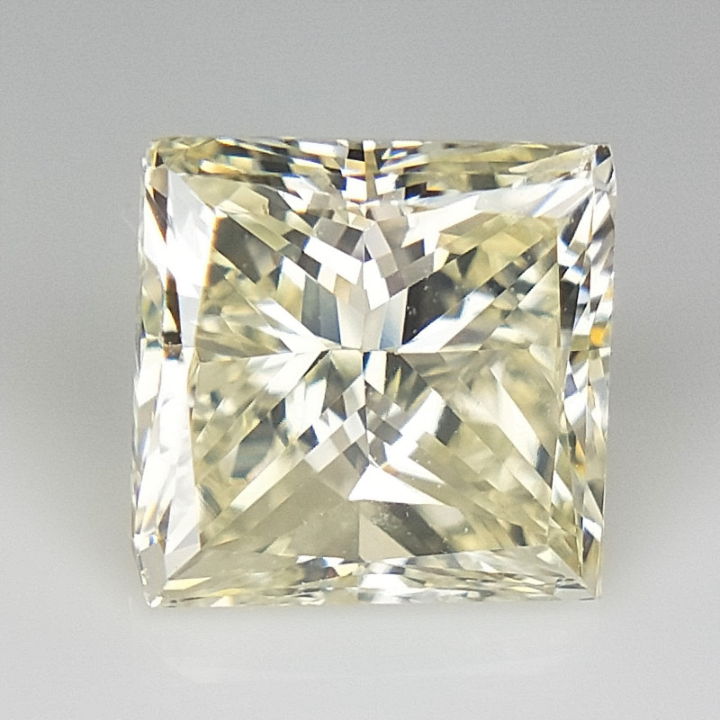 1.007 CT , Loose Princess Diamond , Luxury Diamond gemstone