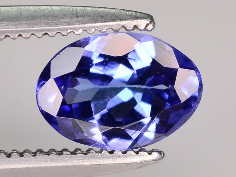 Jewelry Size 0.70 ct Tanzanite eye catching Color ~ K