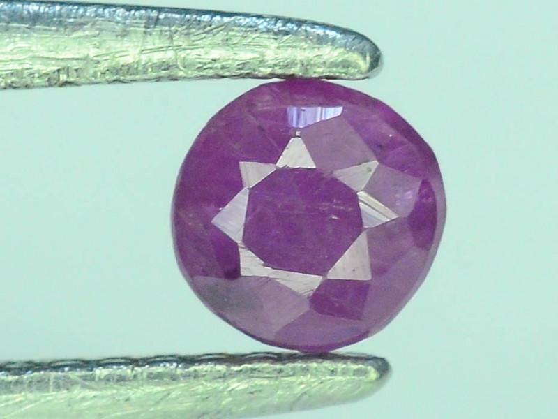 Top Clarity & Color 0.60 ct Rarest Pink Corundum Sapphire ~K