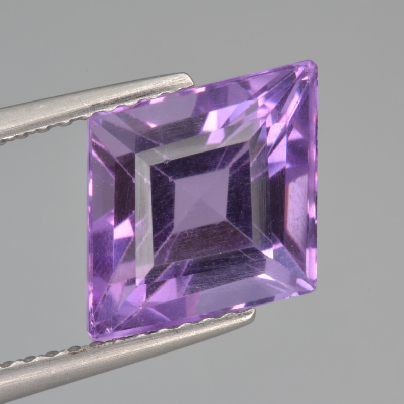 Natural Amethyst 3.41 Cts Top Quality