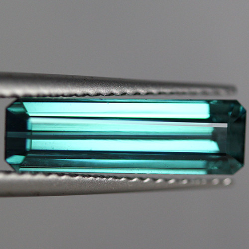 2.50 CT Indicolite tourmaline AAA Extra Fine Color !! - IT13