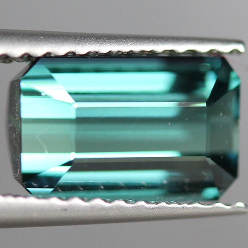 2.05 CT Indicolite tourmaline AAA Extra Fine Color !! - IT29
