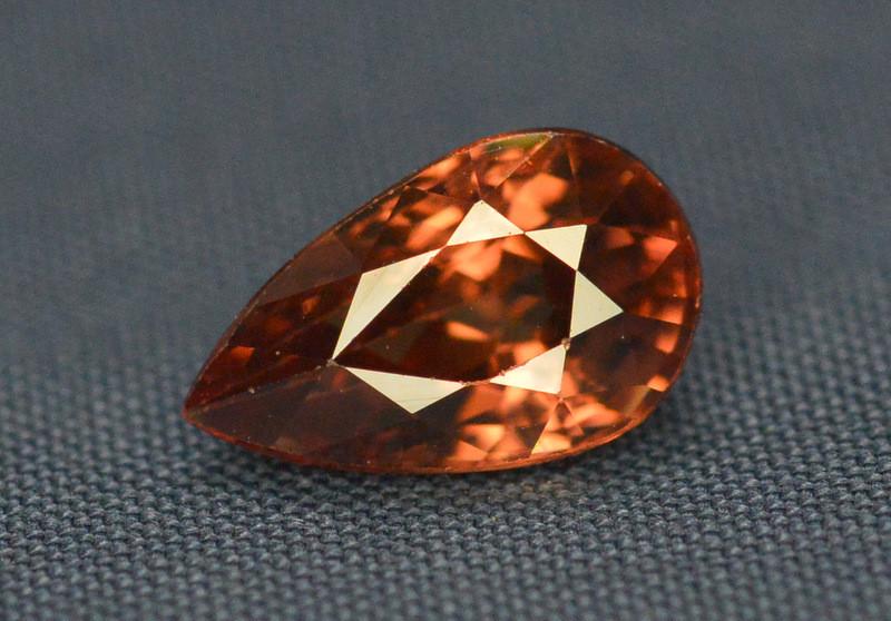 Amazing Quality 1.65 Carat  Beautiful Natural Color Zircon