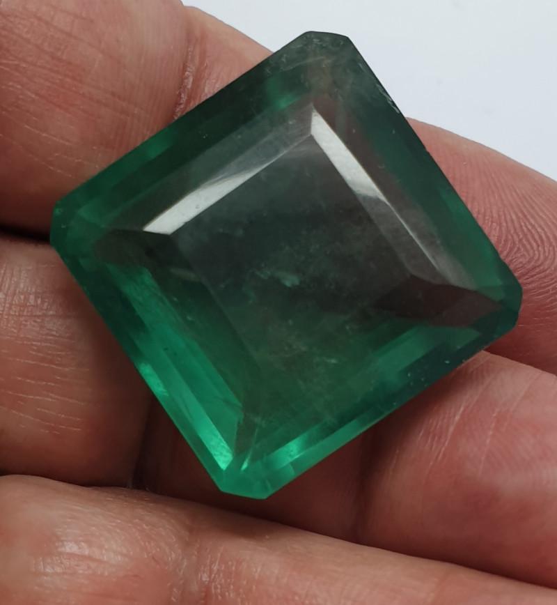 BIG 91.03 ct Mint Green Fluorite 25.2x25.5mm(SKU 128)