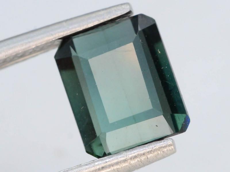 1.45 Ct Natural Blue indicolite Tourmaline