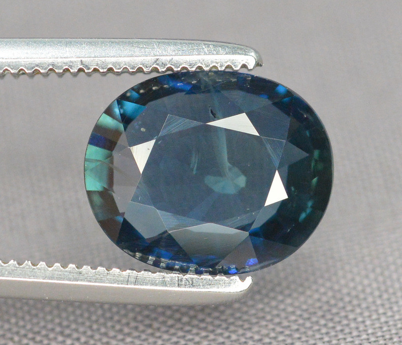 Gorgeous Color 2.10 Ct Natural Royal Blue Ceylon Sapphire