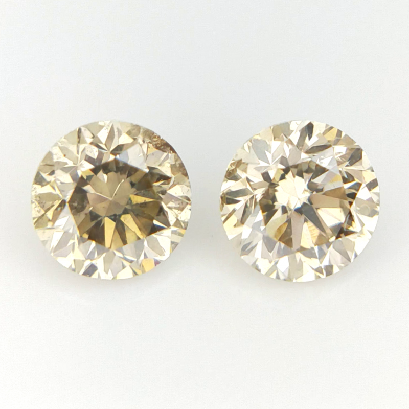 0.36 CT , Diamonds For Jewelry , Natural Round Diamonds