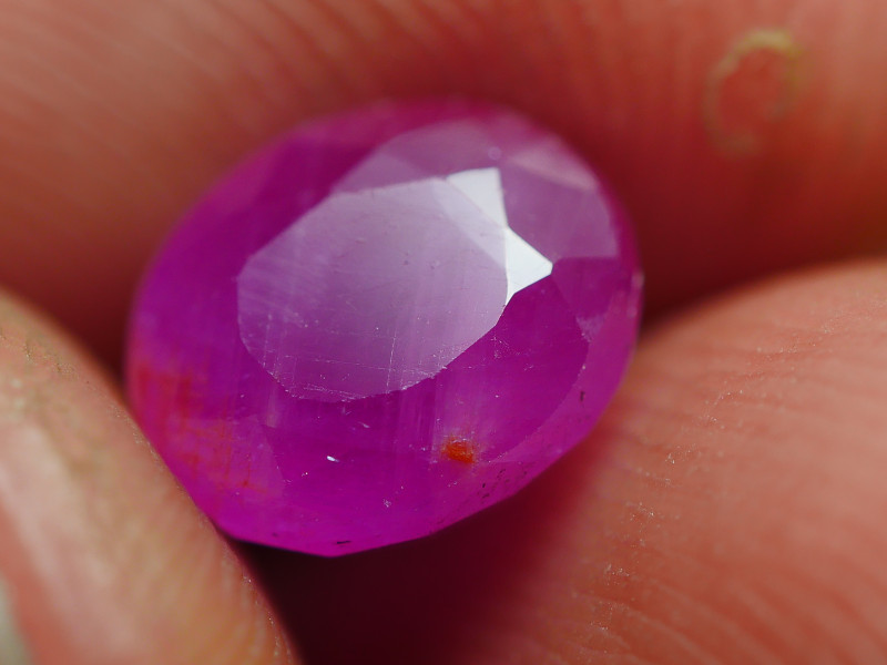 2.175CRT BEAUTY PINK RUBY COMPOSITE -