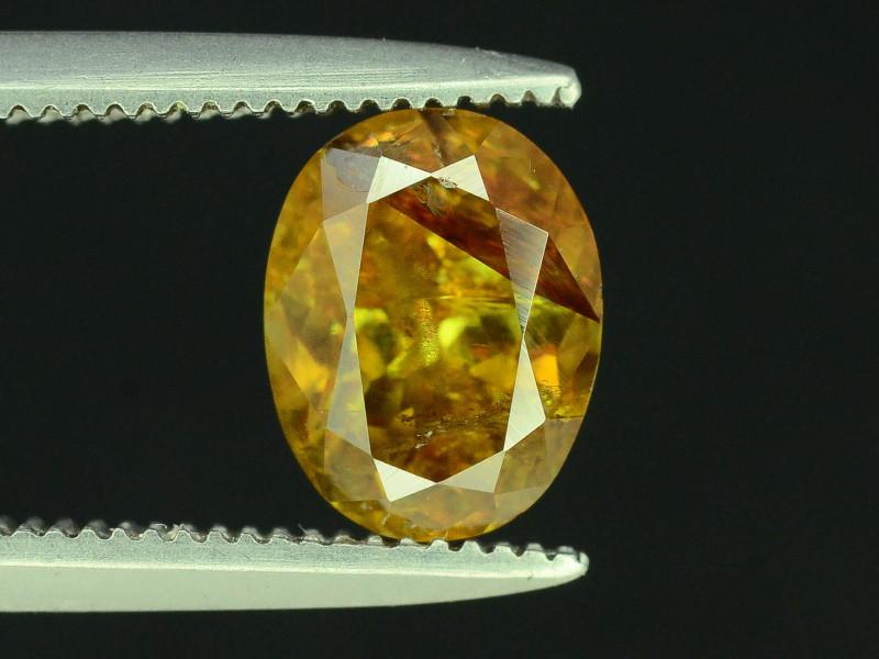 AA Quality 1.35 ct Sparkle Sphene