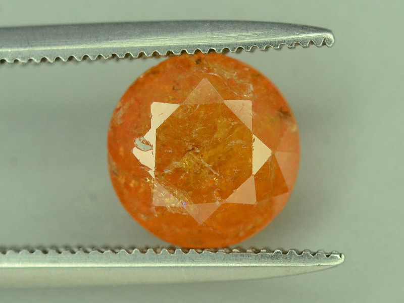 Attractive 2.50 ct Orange Colour Spessartite Garnet