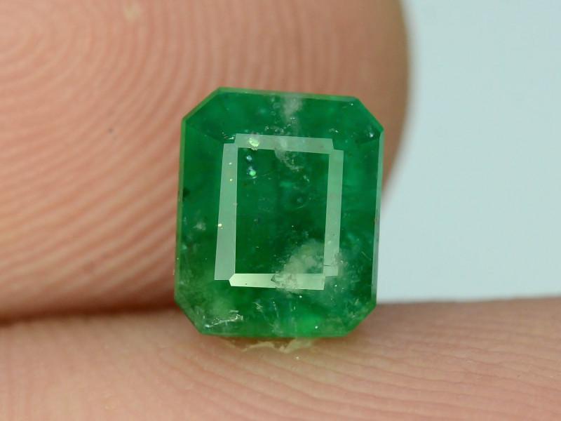 Top Color & Clarity 1.65 ct Emerald~Swat