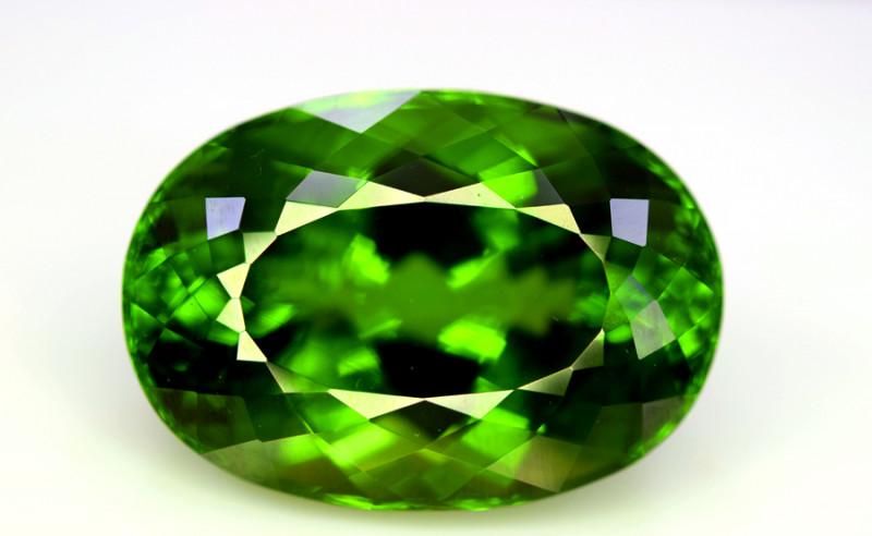 Chrysolite gemstone