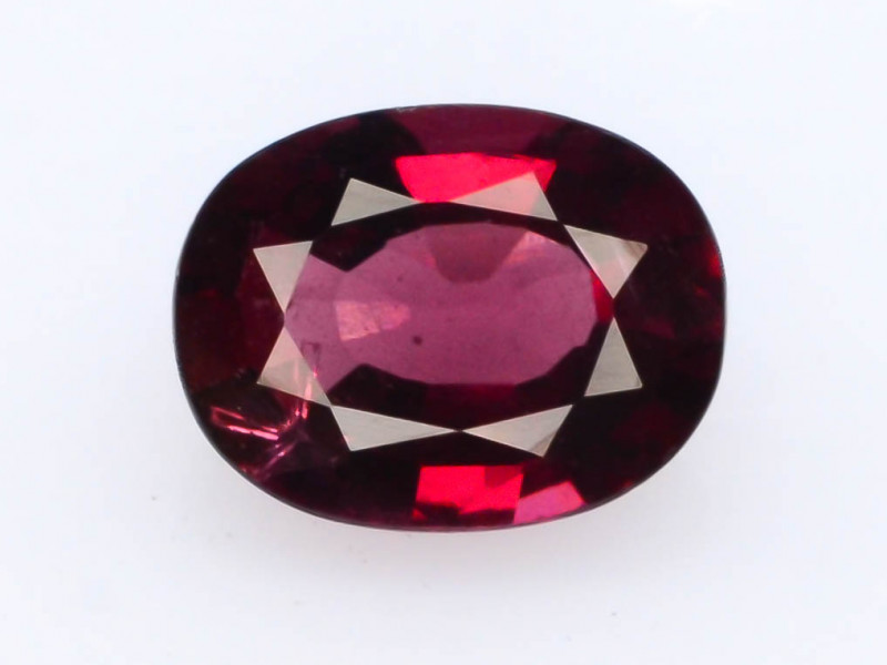 Red Color 2.10 Ct Natural Amazing Garnet
