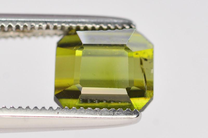 1.85Carat Natural  Tourmaline Gemstone