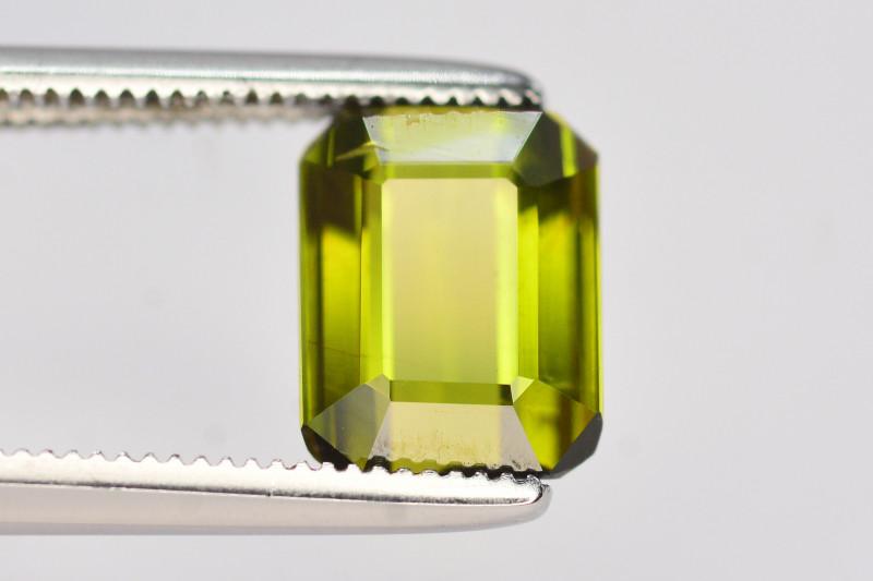 1.90Carat Natural  Tourmaline Gemstone